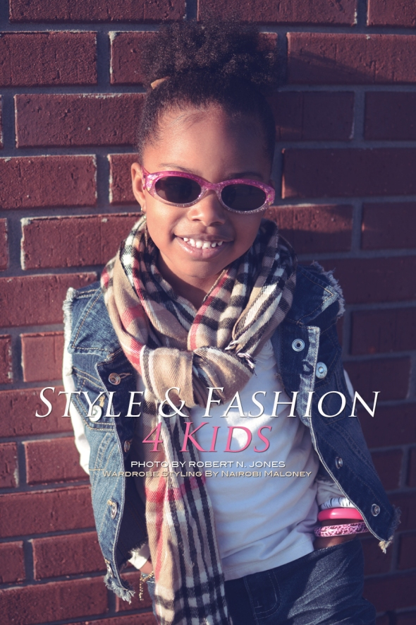 Styling By Her Mommy Nairobi Maloney