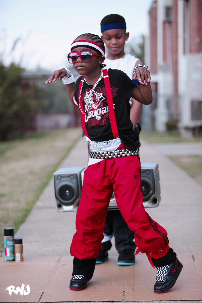 Nas & Ant Throwback