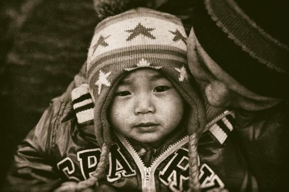 Asian Baby 1