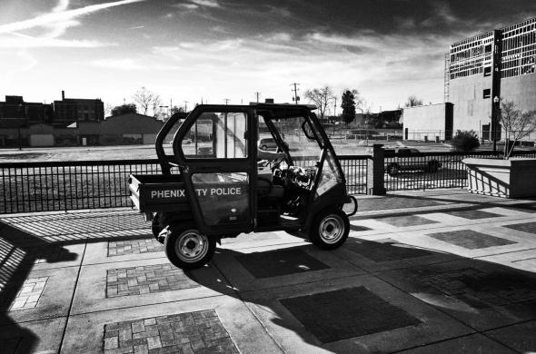 Golf Cart Cop