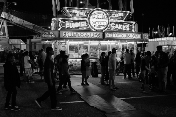 funnel cakes & people blog