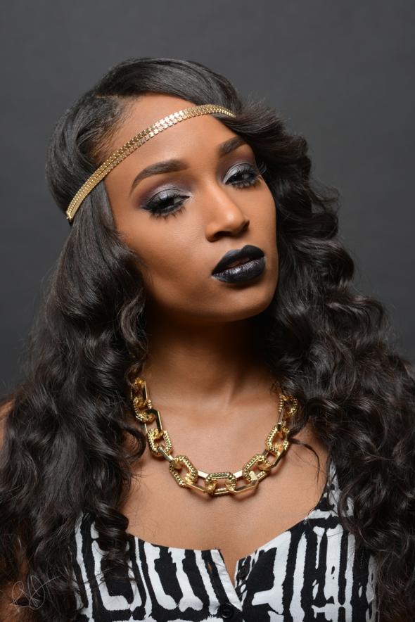 Tiona Black HS 1C