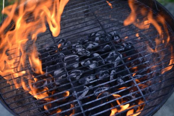 Grill Fire Full 2