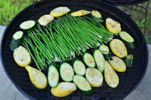 Grilled Veggies 3