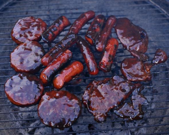 Turkey BBQ 5