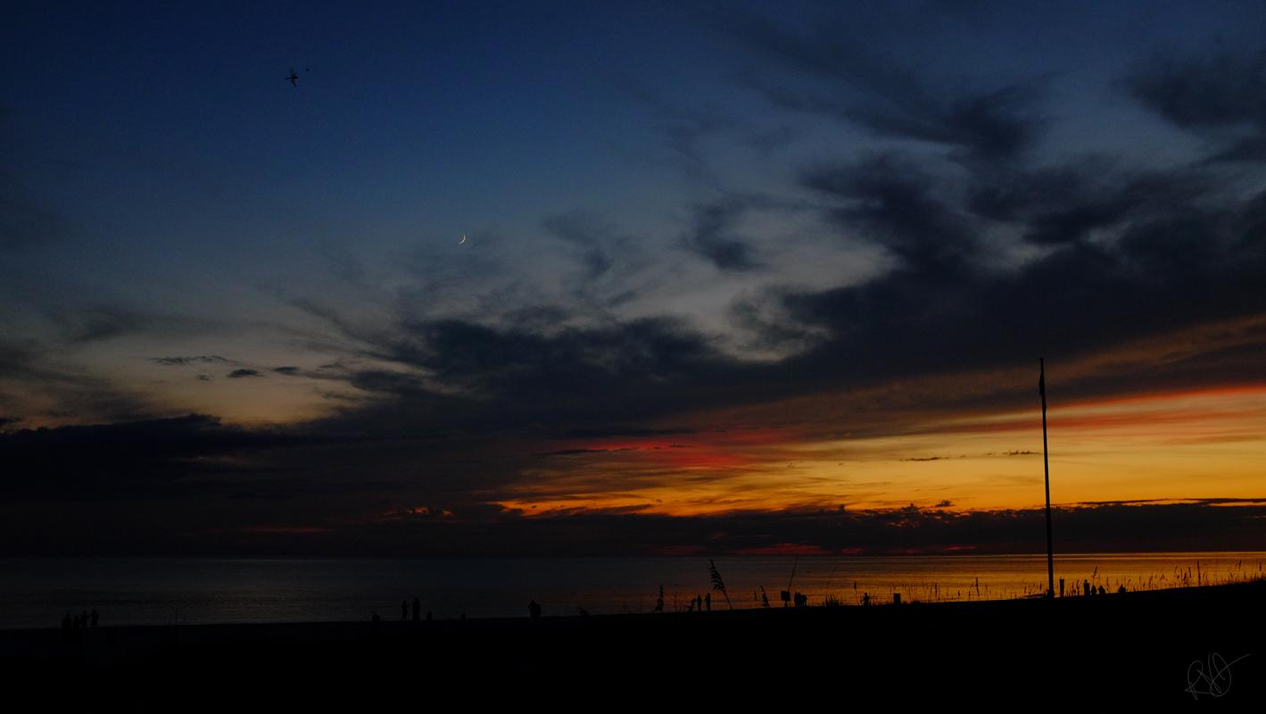Beach Sunset 11
