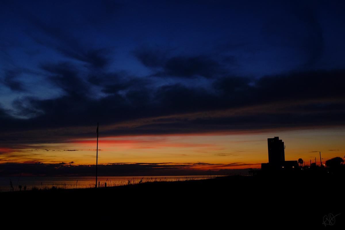 Beach Sunset 12