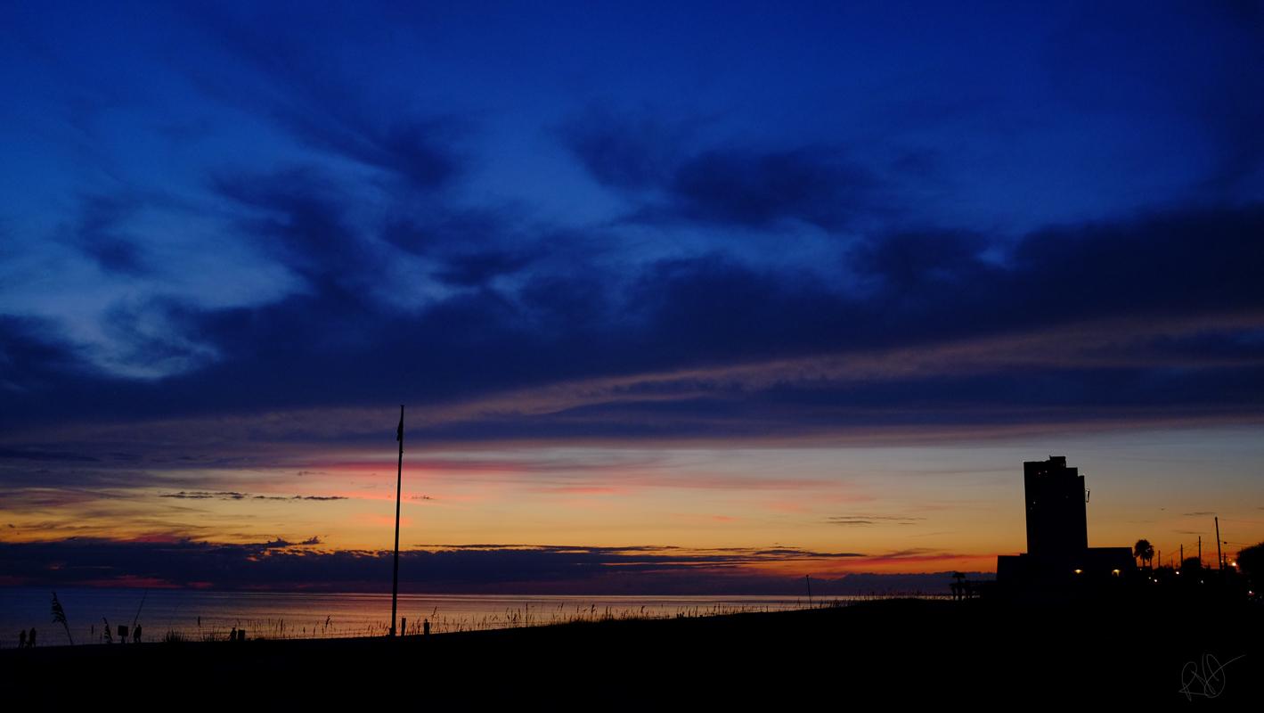 Beach Sunset 13