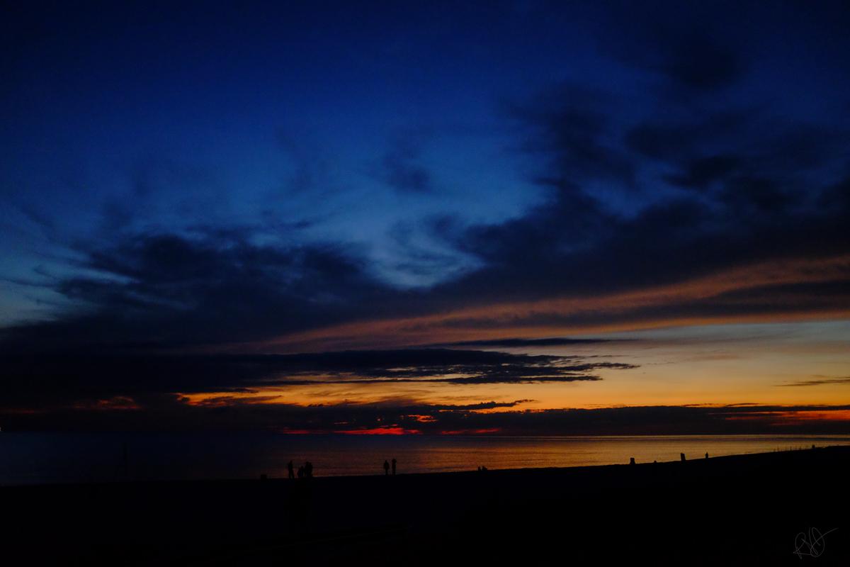 Beach Sunset 16