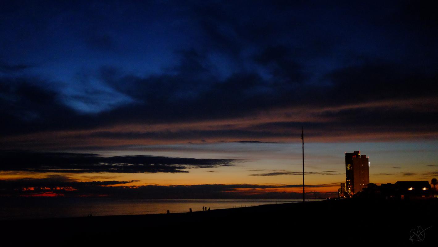 Beach Sunset 4