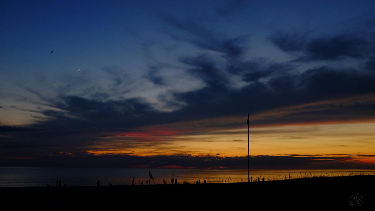 Beach Sunset 9