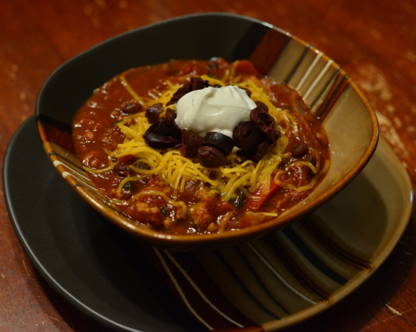 Chicken Chili 3