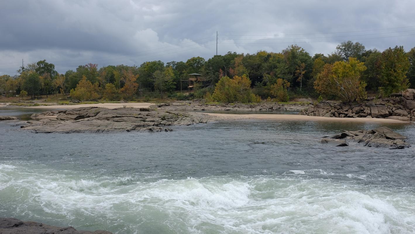 Zip Line Over The River Blog