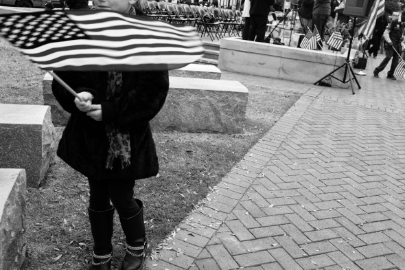 Accidental Patriotism