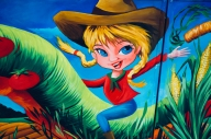 Cartoon Cowgirl