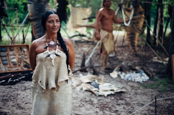 Native Couple 1