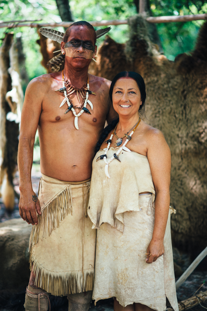 Native Couple 2
