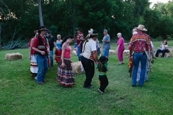 Native Dance Color 2