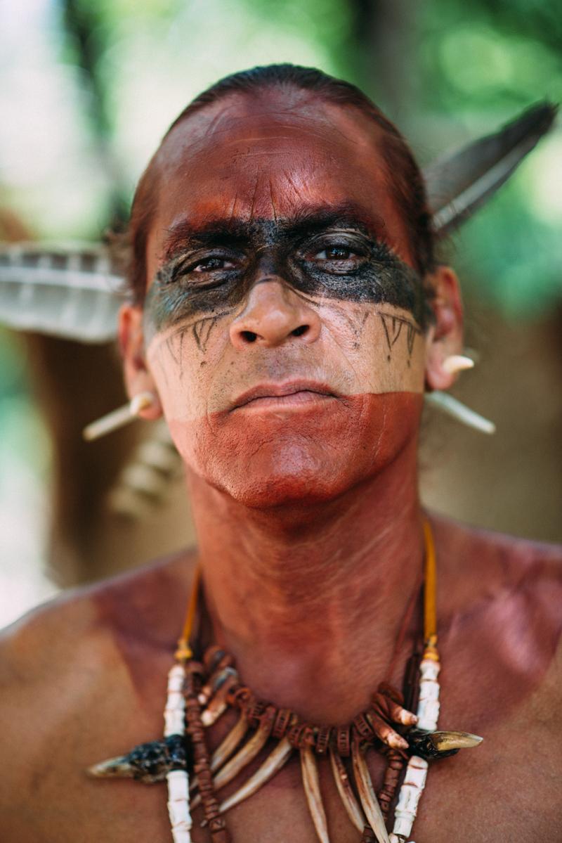 Native Warrior 2 Color