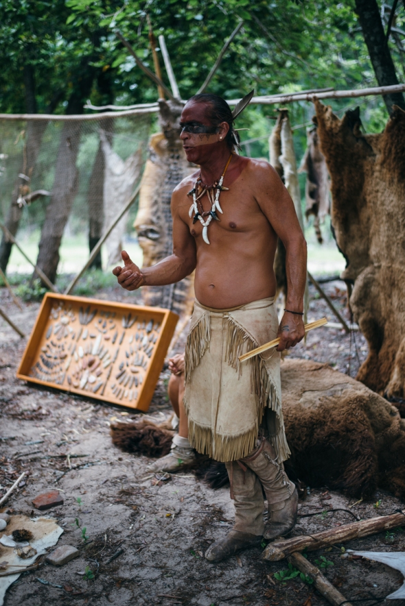 Native Warrior 4
