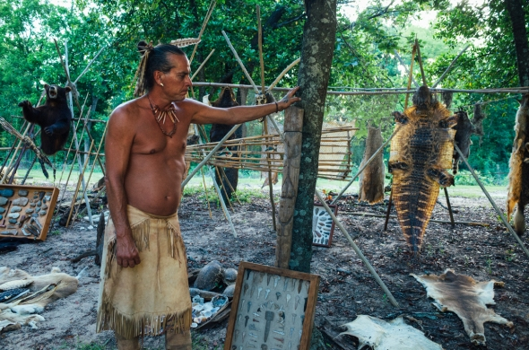 Native Warrior 5