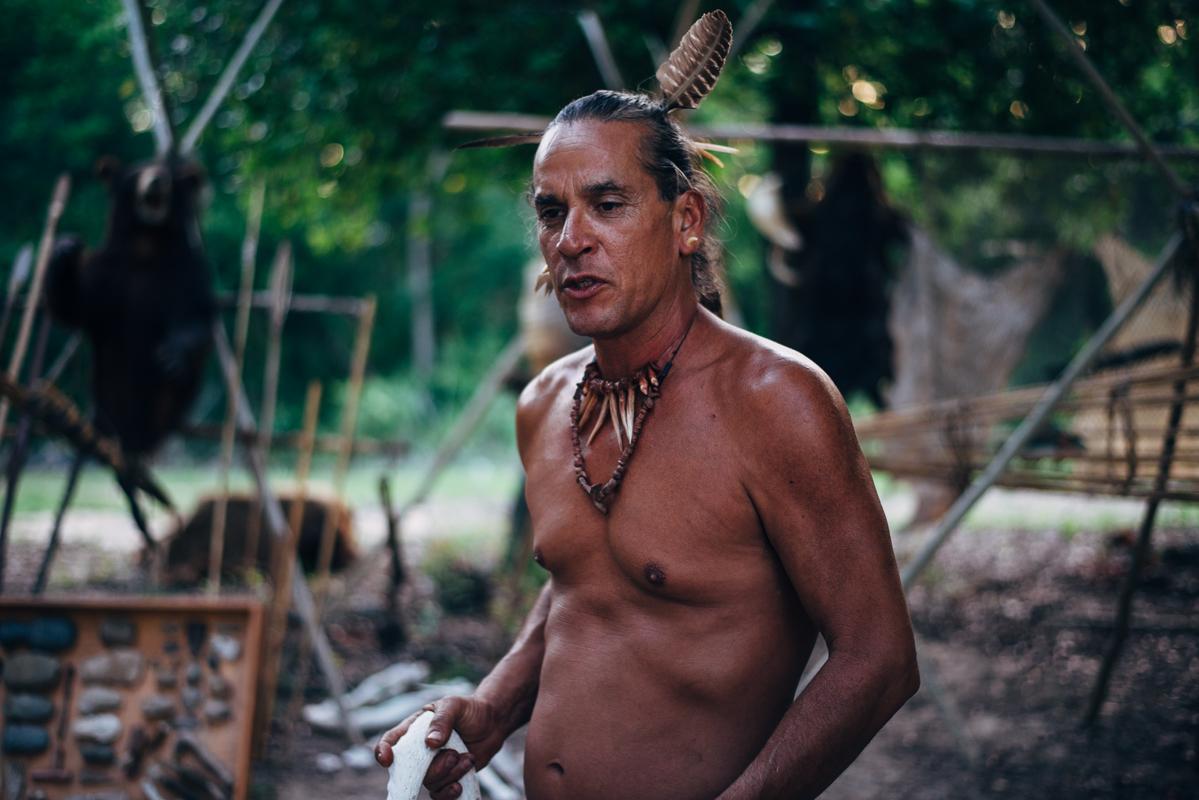 Native Warrior Color 1