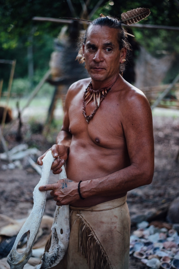 Native Warrior Color 3
