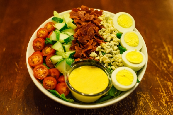 V Cobb Salad 1 book