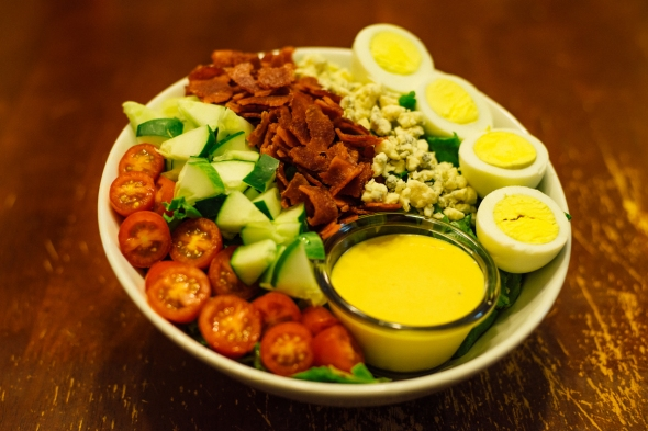 V Cobb Salad 2 book