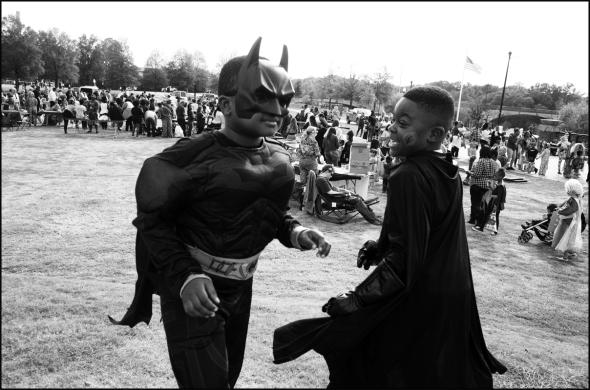 Battle Of The Super Heros blog