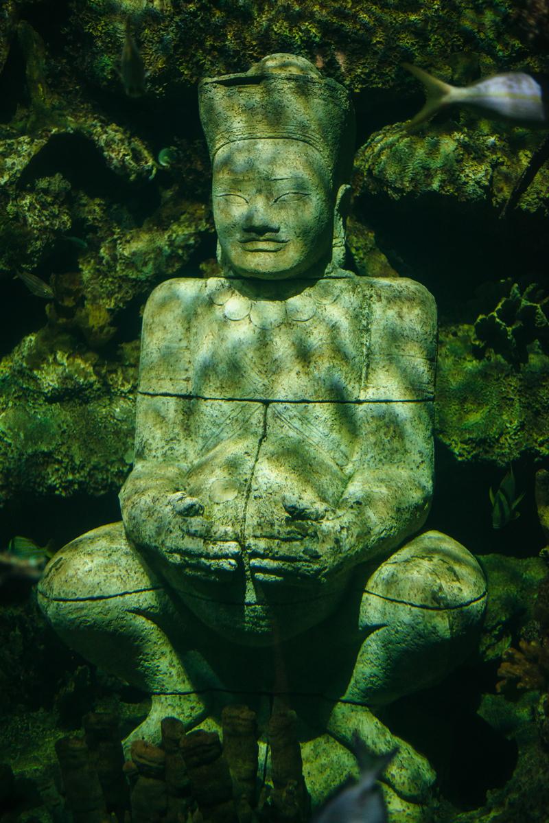Underwater Statue 1 blog