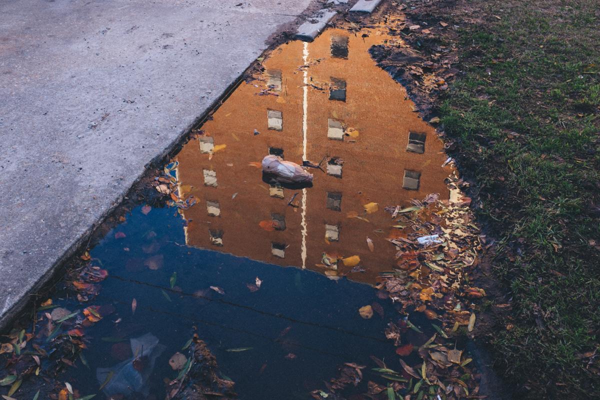 Puddle Reflection 1 blog